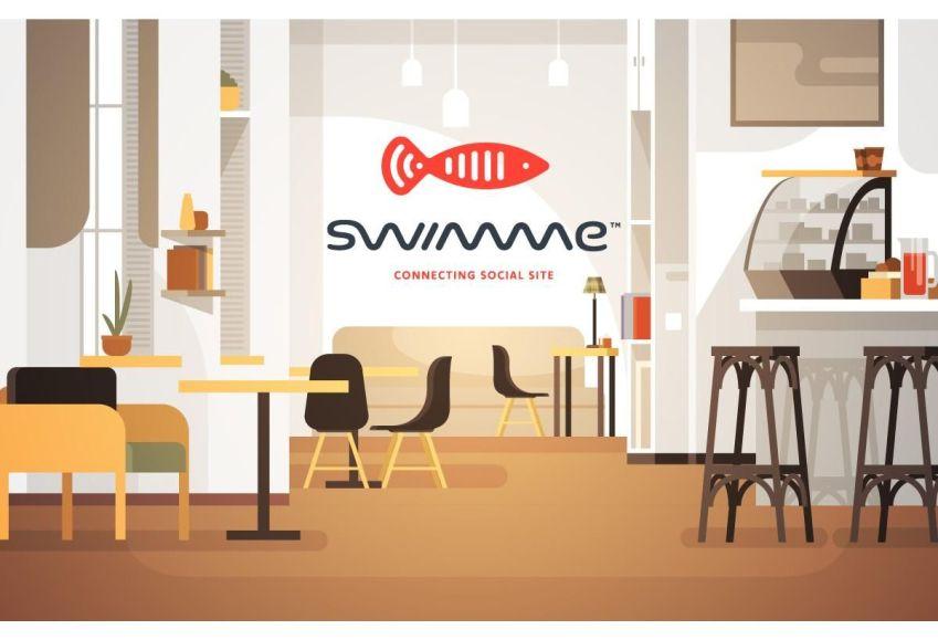 Swimme: un nuovo modo di creare social site