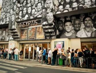 La place de la salle de cinéma dans la cité, samedi 24 juin 2017