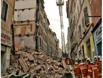 Effondrement de trois immeubles à Noailles : les conséquences de l'incurie (5-6 novembre 2018)