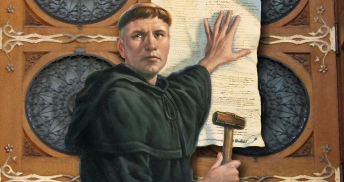 Celebrating the Reformation