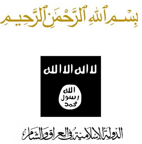 το logo της ISIS από το site της δημοσίευσης
