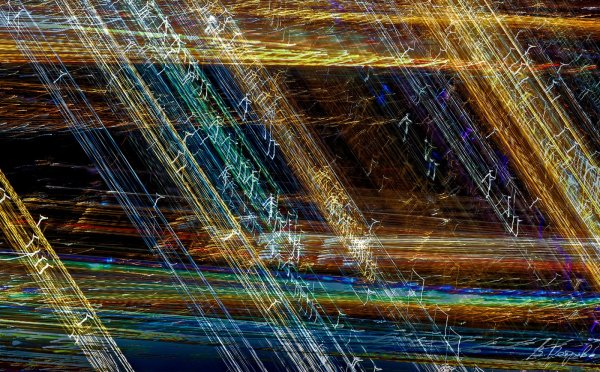 Abstract art rayonism PentaxForumscom