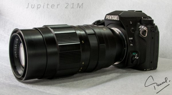 Jupiter 21M 200mm F4.0 Lens Reviews - Russian and Zenitar ...