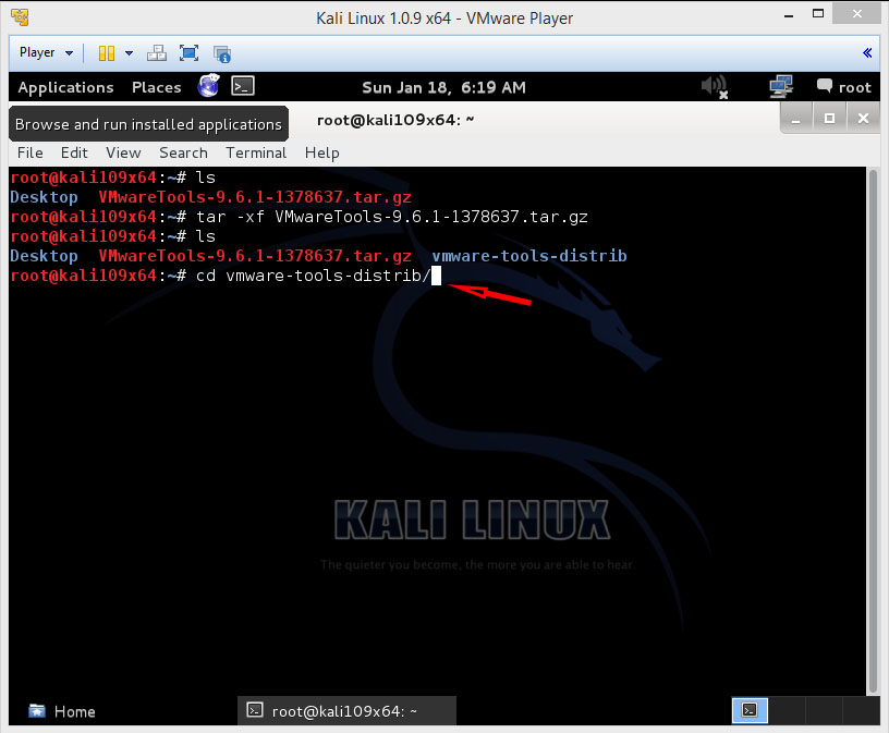 How To Install VMware Tools In Kali Linux |