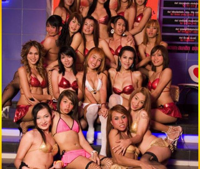 Pattaya Obsessions Pattaya Thailand Ladyboy Lb Go Go Coyote