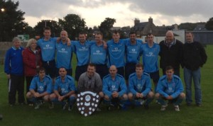 DA Shield winners 2013