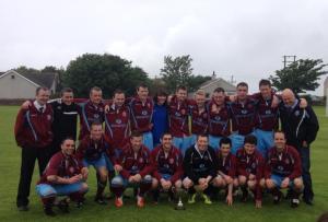 PUFC - Colin MacLeod Memorial Cup Winners 2014