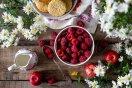 raspberry, ketone
