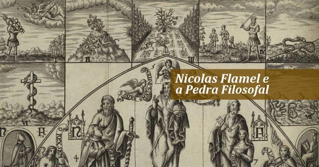 Nicolas Flamel e a Pedra Filosofal