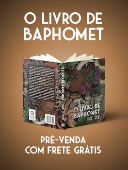 O Livro de Baphomet - Pré-Venda com Frete Grátis
