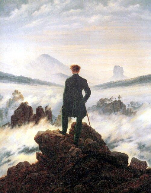 Calator pe marea norilor