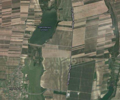 Pavlovačko jezero Kudoš kod Rume