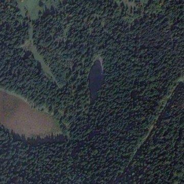 Košaninova jezera na Goliji