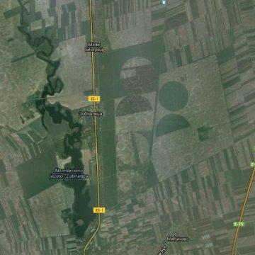 Zobnatičko jezero kod Bačke Topole