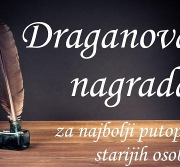 """Radovi sa II konkursa za najbolji putopis starijih """"Draganova nagrada"""""""