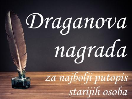 """Završen je IV konkurs za najbolji putopis starijih """"Draganova nagrada"""""""
