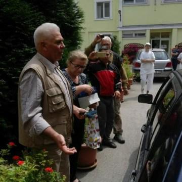 Čika-Miletov odlazak u penziju