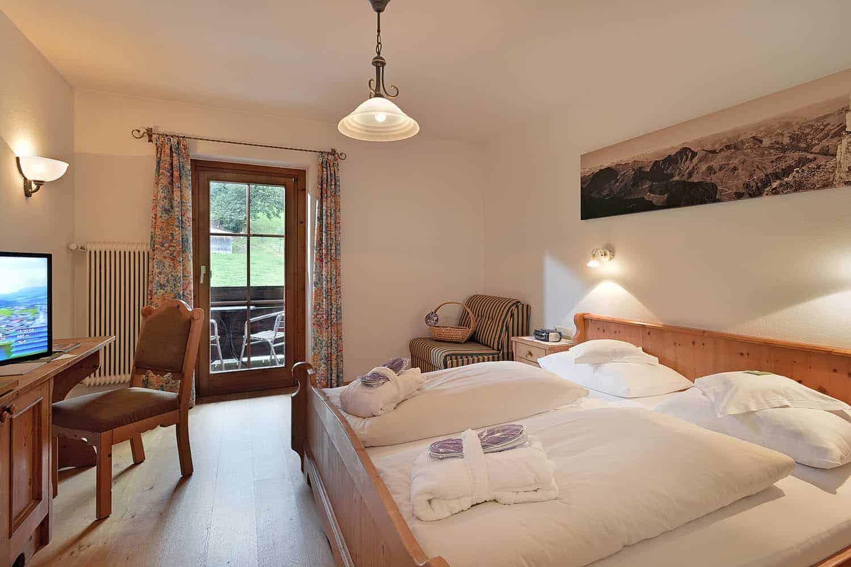 Standard Doppelzimmer Hotel Penzinghof