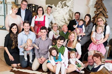 Familie Lindner - Penzinghof