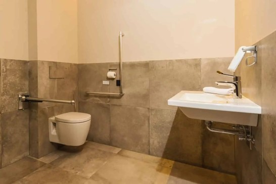 Garten Studio - Toilette