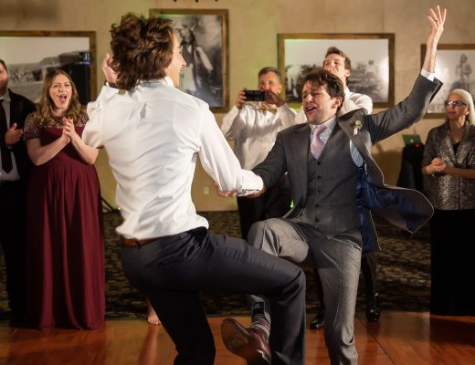 Our Wedding Day | Dara & Alex, 12-10-16 | The Dancing + Grand Exit