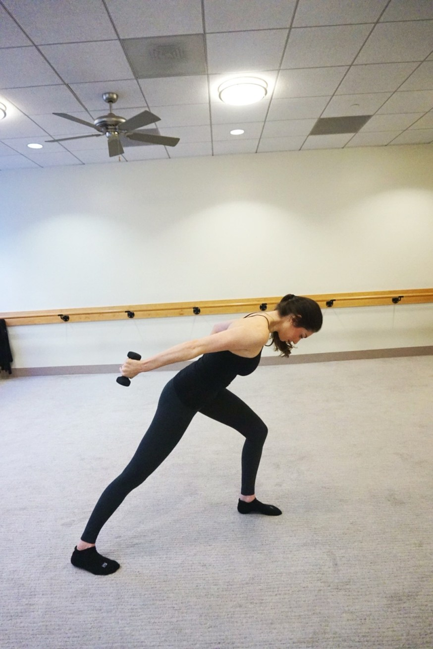 What I Learned After 100 Barre Classes | Dara Boxer @ Peonies and Bees