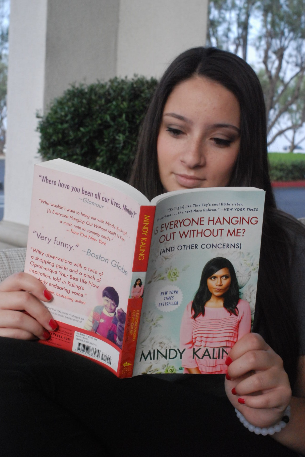 Book Of The Month Why Is Everyone Hanging Out Without Me And Other Concerns By Mindy Kaling