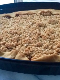 Aunt Cindy's Apple pie