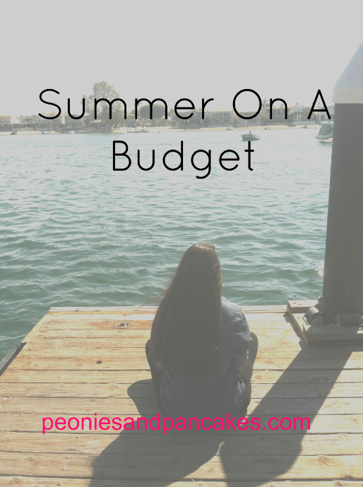 Summer On A Budget