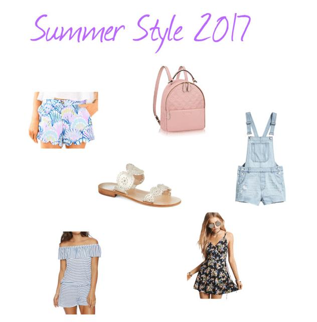 Summer Style 2017