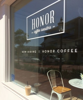 Honor coffee