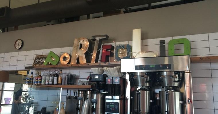 Portfolio Coffee