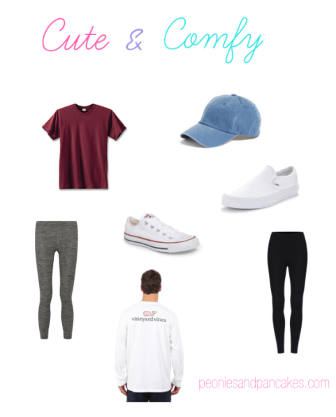 Cute & Comfy fall 2017