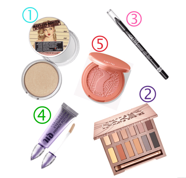 Favorite Beauty Products of 2017