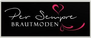 Netzwerk Logo Brautmoden Per Sempre