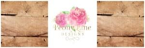 Peony Lane Designs Header