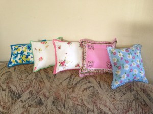 Hankie Pillows