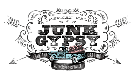 Learn to Use Junk Gypsy Chalk and Clay Paint