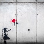 Child with lost balloon