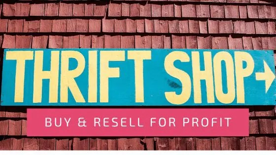 Vintage Items to Buy At Thrift Stores to Resell