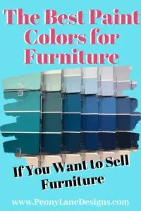 Best Paint Colors for Furniture // paint colors for furniture // refinishing furniture diy // diy painting furniture ideas // furniture paint colors // painted furniture ideas colors //colors to paint furniture