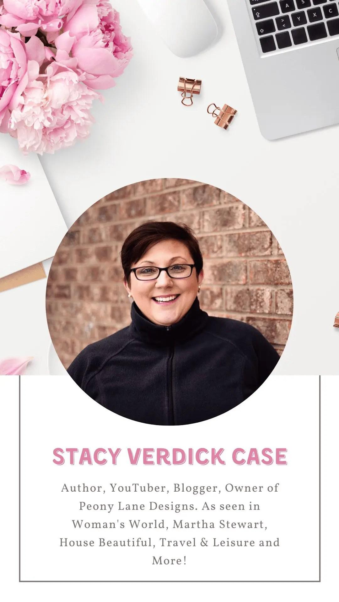 Stacy Verdick Case Author Profile Photo