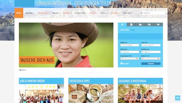 Zentralamerikanische Dating-Website