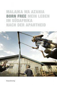 Buch über Südafrika Born Free
