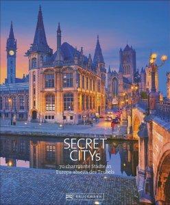 Buch Secret Citys Europa