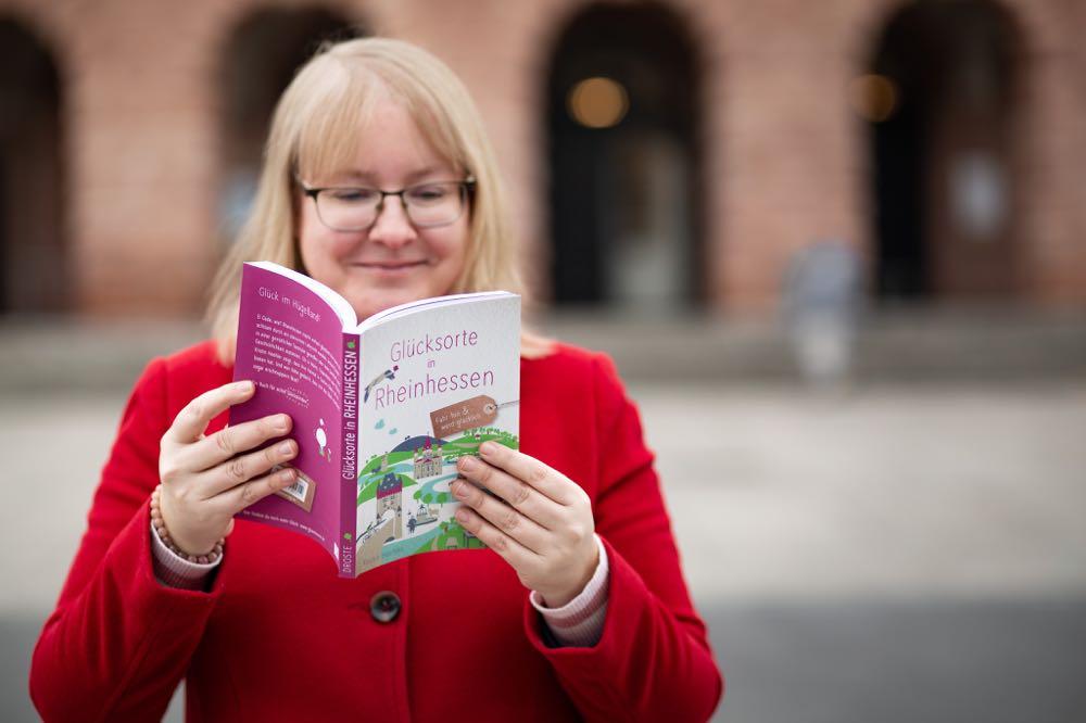 Glücksorte in Rheinhessen Buch