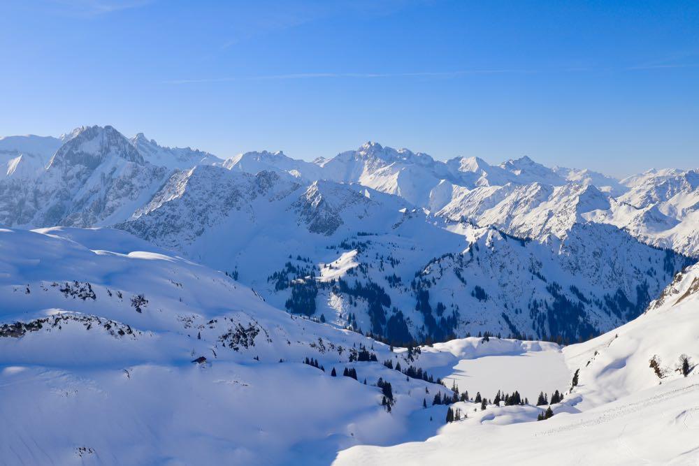 Alpen Winter Tipps