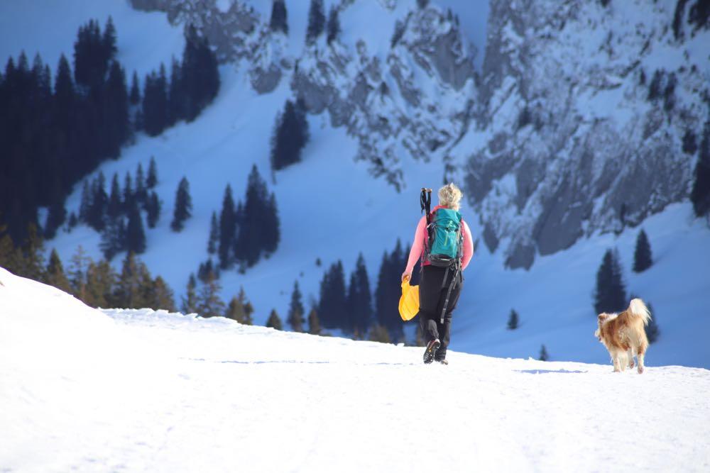 Wintererlebnisse im Allgäu