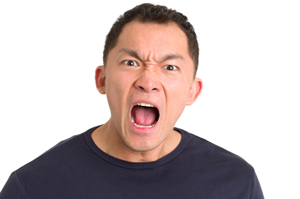 Image result for image of angry customer