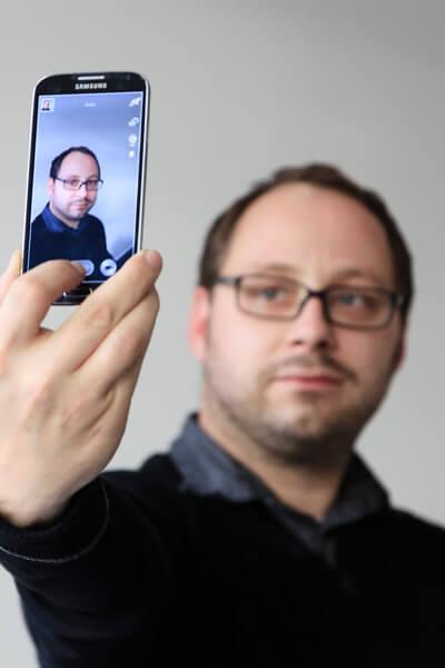 Businessfoto Selfi